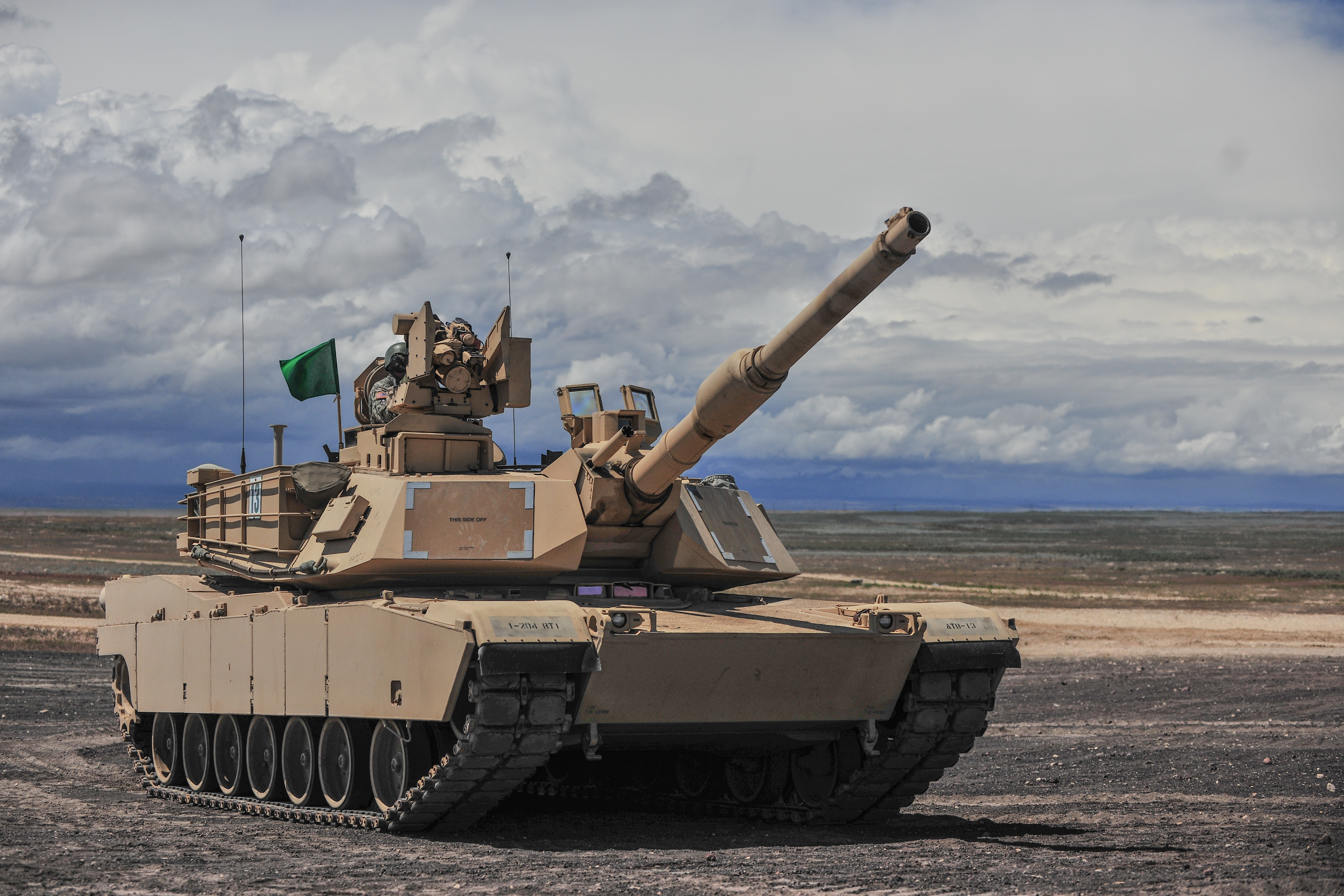 M1 A2 SEPv3 Abrams Main Battle Tank